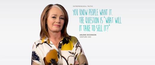 NeutriSci International Inc.: Arlene Dickinson (Venture Communications)