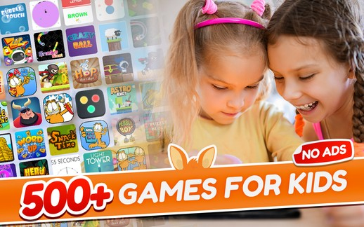 Shoal Games Ltd.: Rooplay for Android - Games for Kids