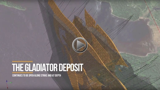 YouTube - Exploration Sites: Bonterra Gladiator Movie