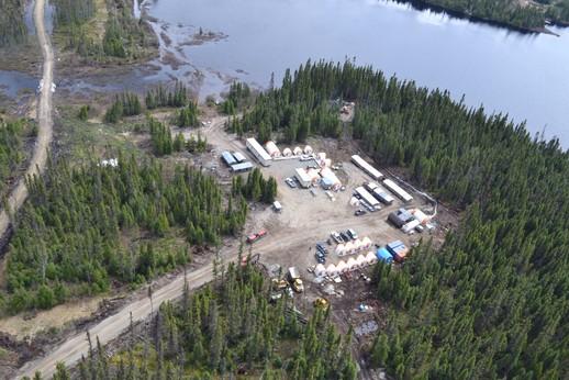 Bonterra Resources Inc. - Exploration Camp