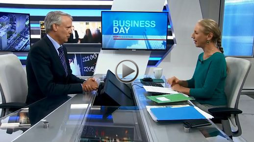 BNN Bloomberg - Disease disruptor: New technology