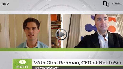 YouTube - BigEye: Why NeutriSci Is Going To Dominate The CBD/THC Market // Glen Rehman BigEye