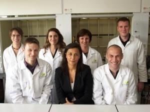 Sirona Biochem Corp. - Labor-Team TFChem